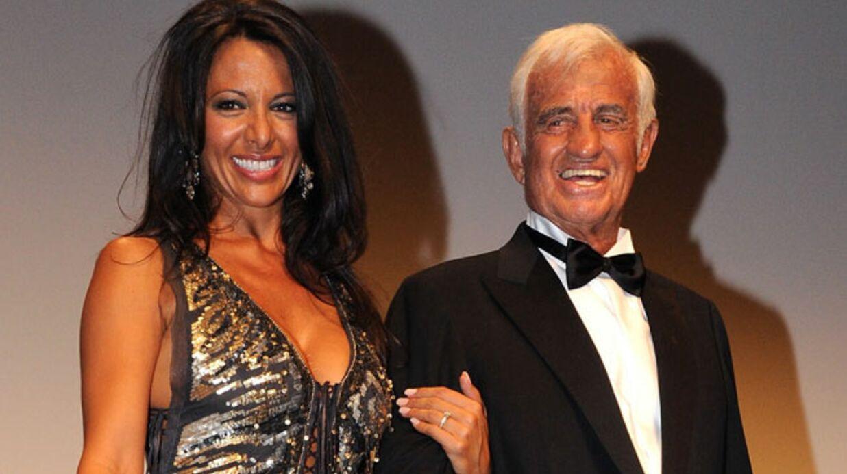 Barbara Gandolfi: l'ex de Jean-Paul Belmondo devient speakerine pour une chaîne érotique