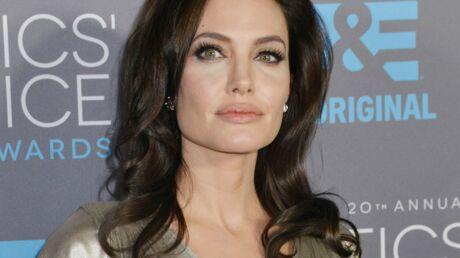 Angelina Jolie n'a «jamais aimé être actrice»