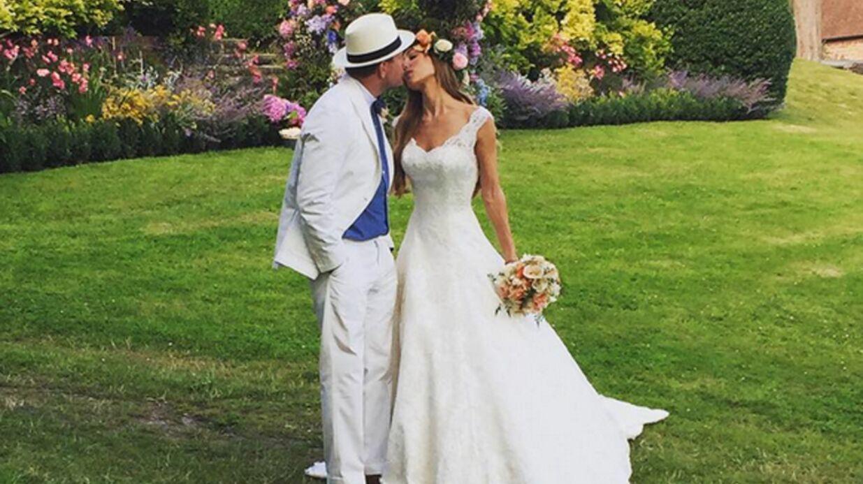 Les photos du fabuleux mariage de Guy Ritchie et Jacqui Ainsley