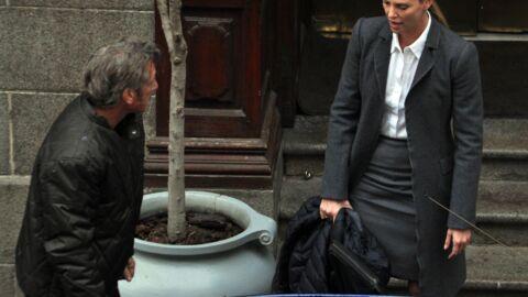 PHOTOS Charlize Theron obligée de retrouver Sean Penn sur un tournage après leur rupture