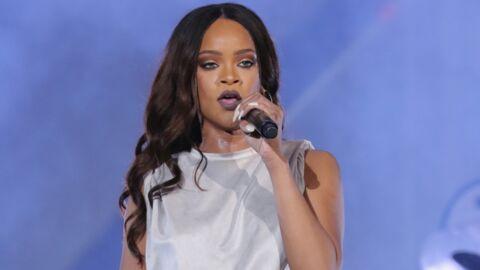 VIDEO Rihanna rend un nouvel hommage sur scène aux victimes des attentats
