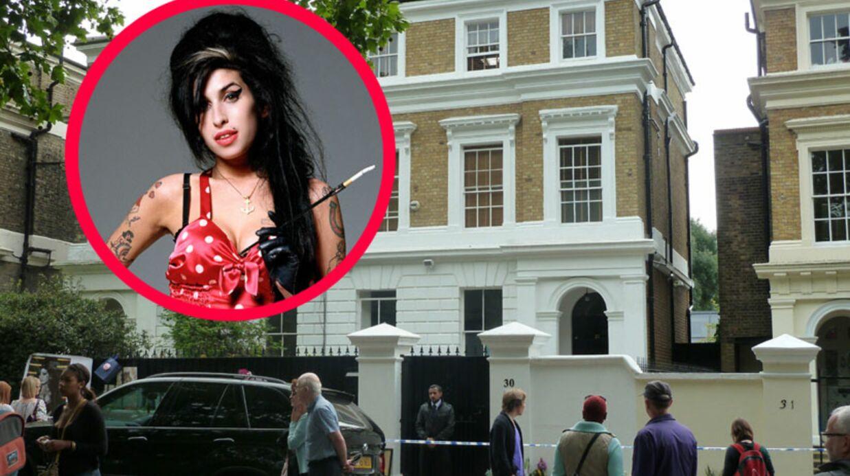 Amy Winehouse: sa maison mise en vente pour 3,3 millions d'euros
