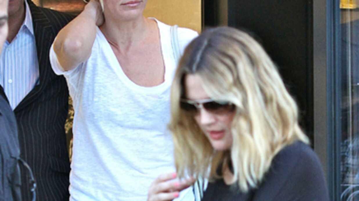 PHOTOS Drew Barrymore: derniers essayages avant le mariage