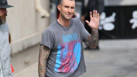 VIDEO Adam Levine entièrement nu dans le nouveau clip des Maroon 5