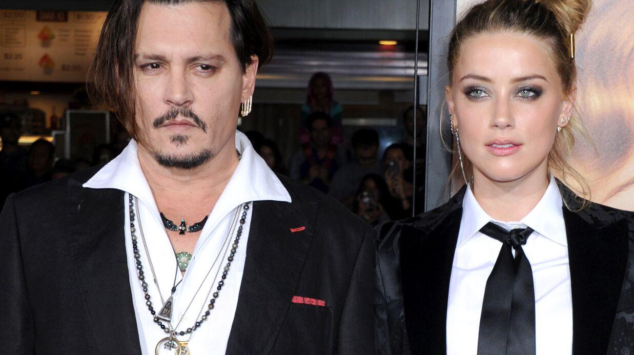 Amber Heard dément avoir menacé et fait chanter Johnny Depp