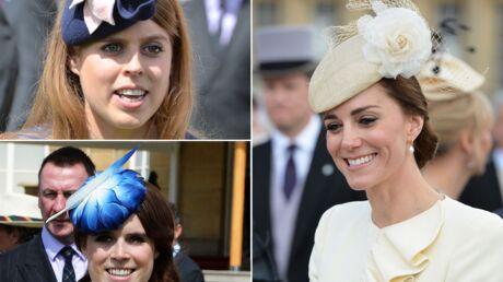 Kate Middleton: c'est tendu entre elle et les cousines du prince William, Béatrice et Eugénie
