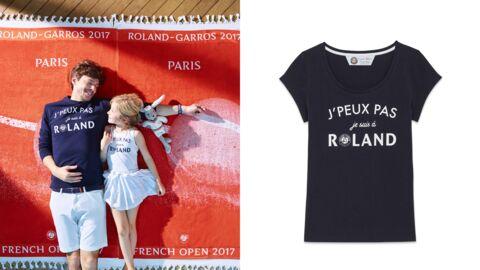 MODE Roland-Garros: une collection capsule hilarante pour l'édition 2017