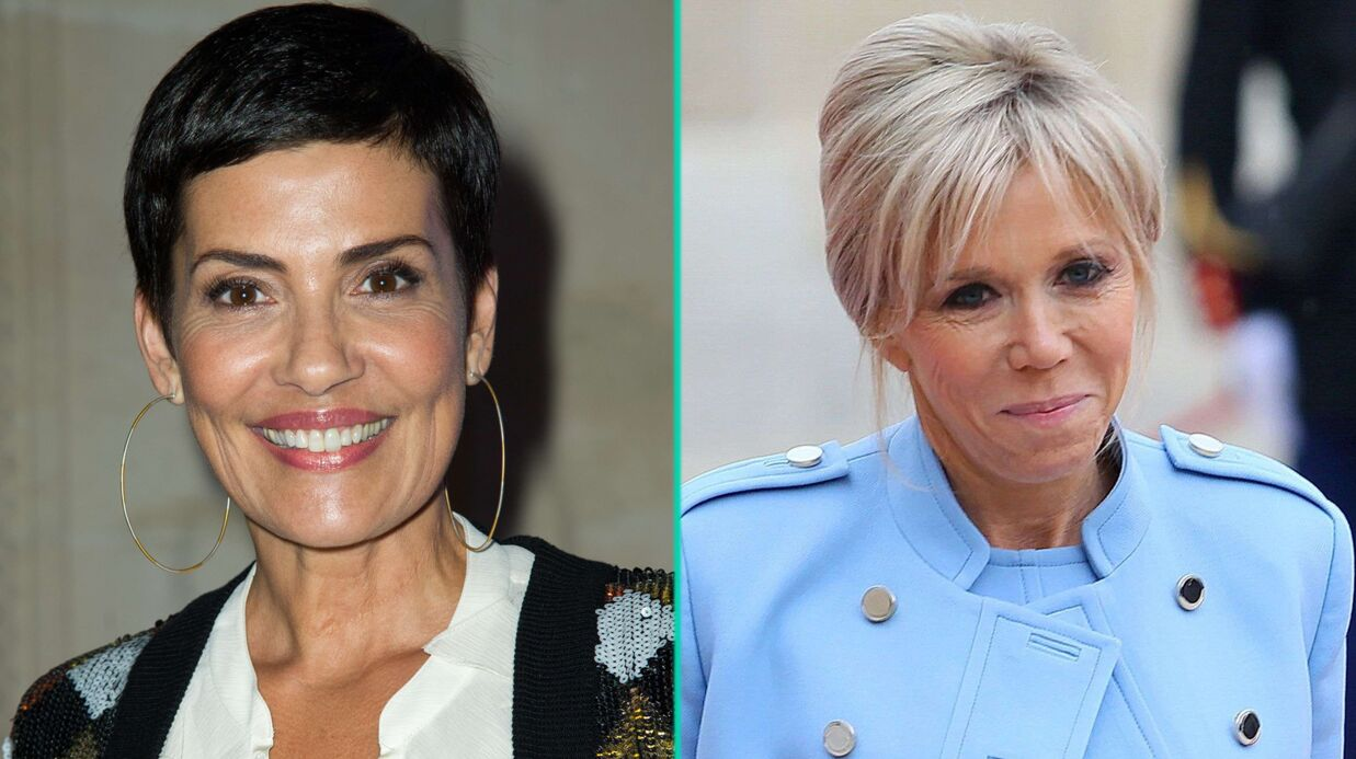 Cristina Cordula ne valide pas complètement le look de Brigitte Macron