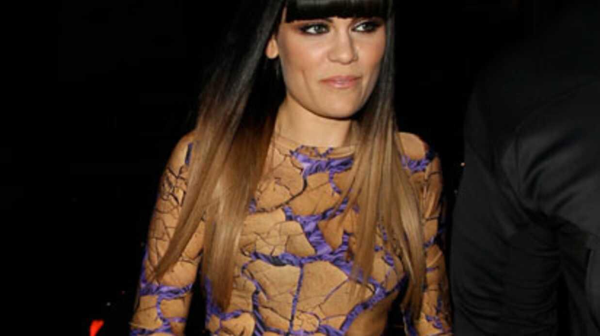 LOOK Jessie J de sortie à Shoreditch