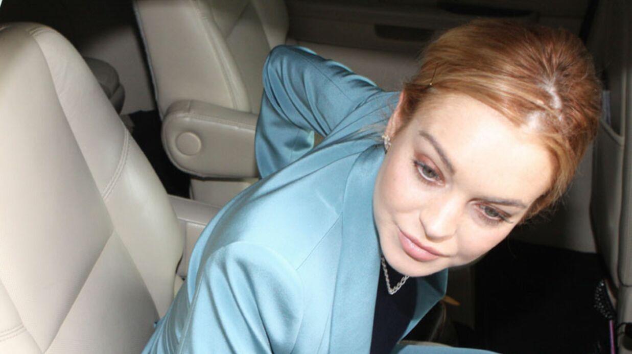 Lindsay Lohan: une fête pour la fin de sa mise à l'épreuve