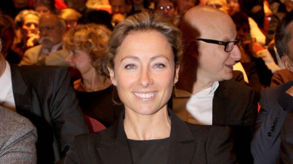 Anne-Sophie Lapix évoque son rôle de mère