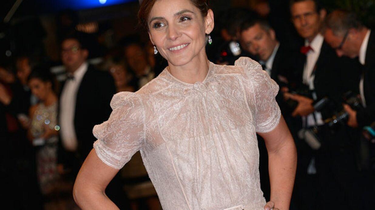 VIDEO Clotilde Courau: son partenaire de tournage dit qu'elle est séparée