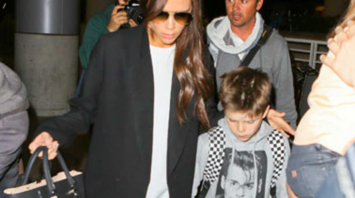 PHOTOS Victoria Beckham poste des clichés d'elle petite avec sa maman