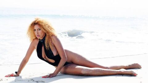Afida Turner : une séance photo ultra torride à Miami