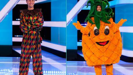 PHOTOS Ananas, boxeur… les costumes délirants de Cyril Féraud pour son Slam du 1er avril