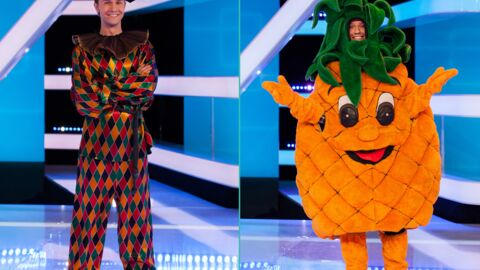 PHOTOS Ananas, boxeur… les costumes délirants de Cyril Féraud pour son Slam du 1er avril