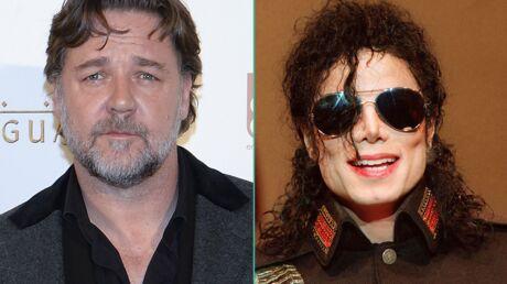 Russell Crowe révèle que Michael Jackson l'a harcelé au téléphone pendant des années