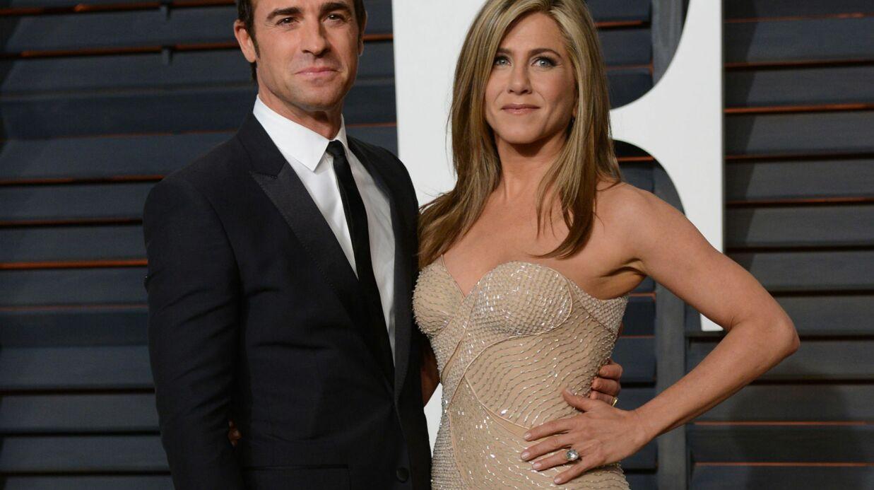 Jennifer Aniston et Justin Theroux: les préparatifs de leur mariage seraient lancés!