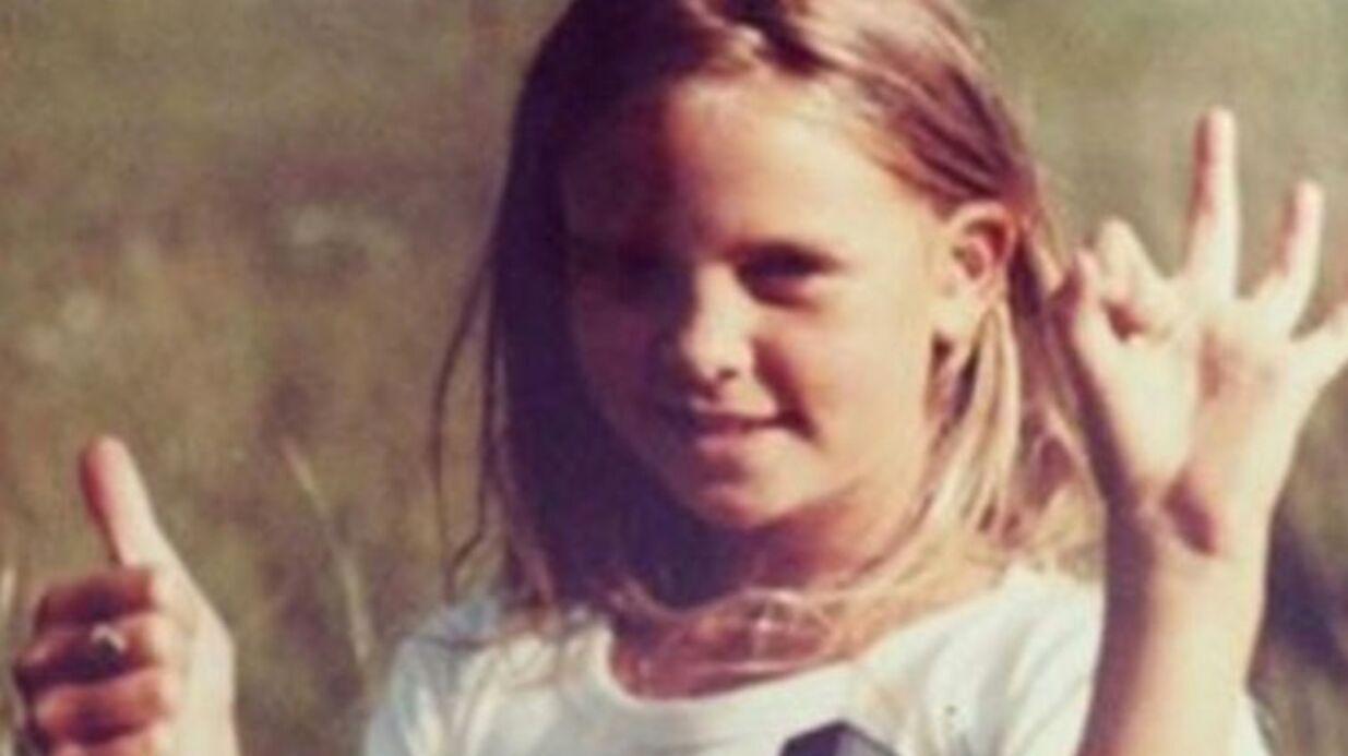 DEVINETTE Quelle sublime actrice est devenue cette ravissante fillette?