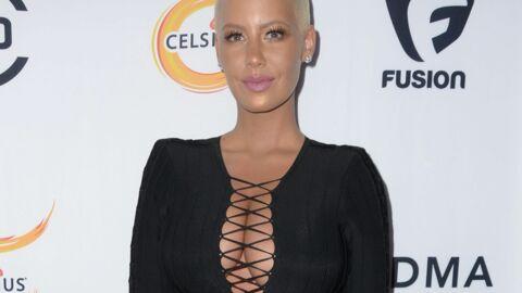 Amber Rose relance la guerre avec Kim Kardashian, elle la copie