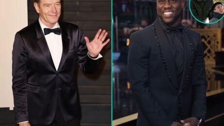 Intouchables: Bryan Cranston et Kevin Hart pressentis pour le remake américain