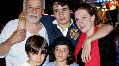 Francis Perrin: son fils Louis a eu un petit rôle dans le téléfilm sur l'autisme qui raconte son histoire