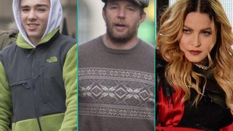 Madonna veut faire la paix avec Guy Ritchie et Rocco: elle propose de discuter