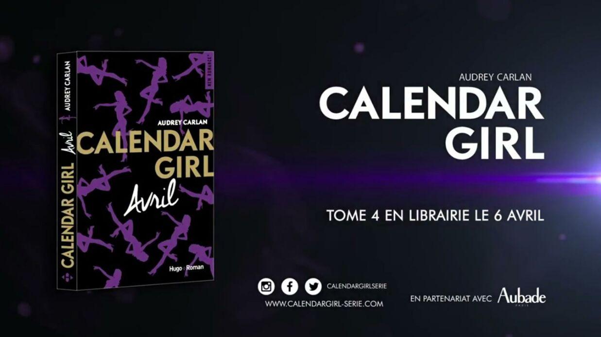 Calendar Girl, Avril: un premier extrait à découvrir en exclu!