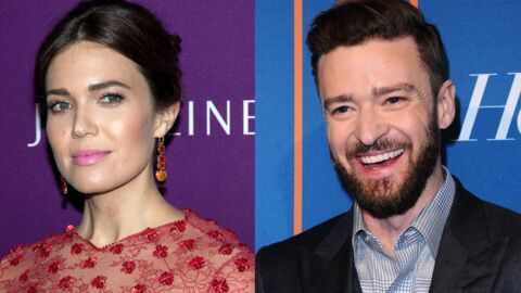 PHOTO Mandy Moore sort une photo dossier avec Justin Timberlake