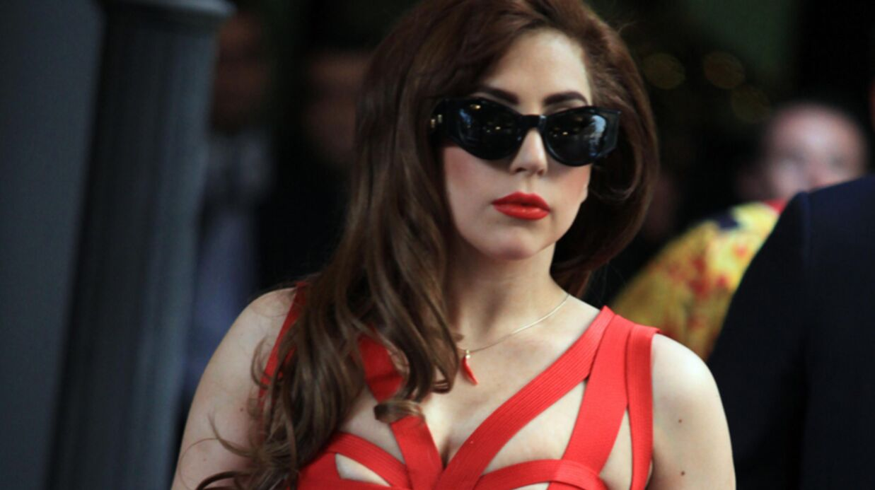 Lady Gaga: critiquée sur son poids, elle prend Adele en modèle
