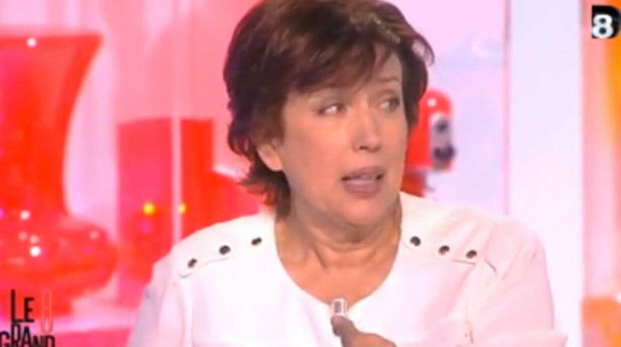 Roselyne Bachelot traite Balkany de beauf en réponse à ses critiques