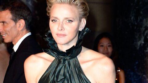DIAPO Pourquoi Charlène de Monaco a-t-elle choisi cette robe?