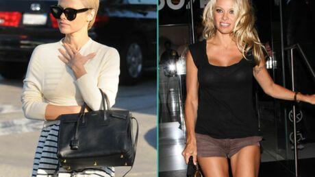 PHOTOS Pamela Anderson: une nouvelle coupe de cheveux radicale