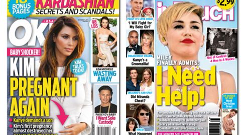En direct des US: rebelotte, nouvelle grossesse pour Kim Kardashian!