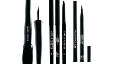 Make Up For Ever lance ses Blacks Liners