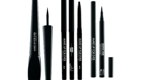 Make Up For Ever lance ses Blacks Liners