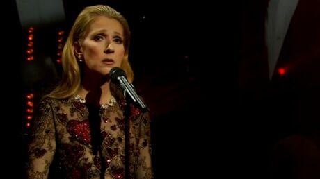 VIDEO Céline Dion: son portrait bouleversant de René Angélil lors d'une cérémonie