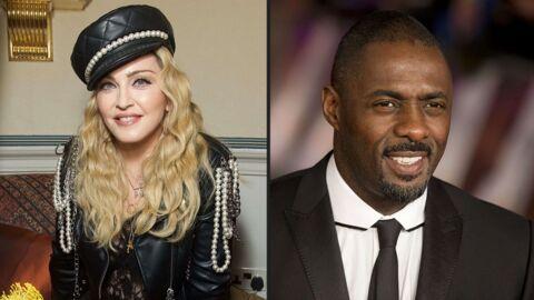 Madonna en couple avec Idris Elba? Le comédien répond