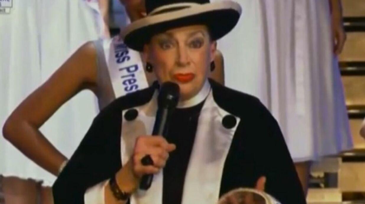 VIDEO En larmes, Geneviève de Fontenay tacle Nabilla (entre autres) dans son discours d'adieu