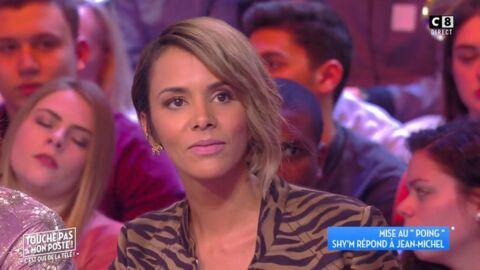 VIDEO Shy'm répond à Jean-Michel Maire après ses propos polémiques sur le Sidaction