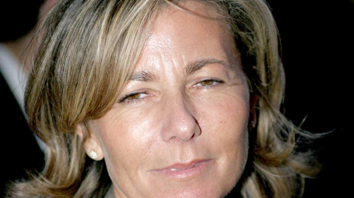 Claire Chazal Absente pour «raisons personnelles»