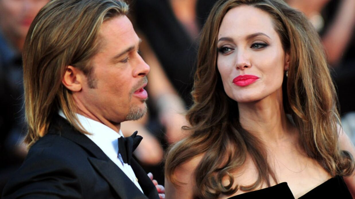 VIDEO Angelina Jolie et Brad Pitt au McDrive
