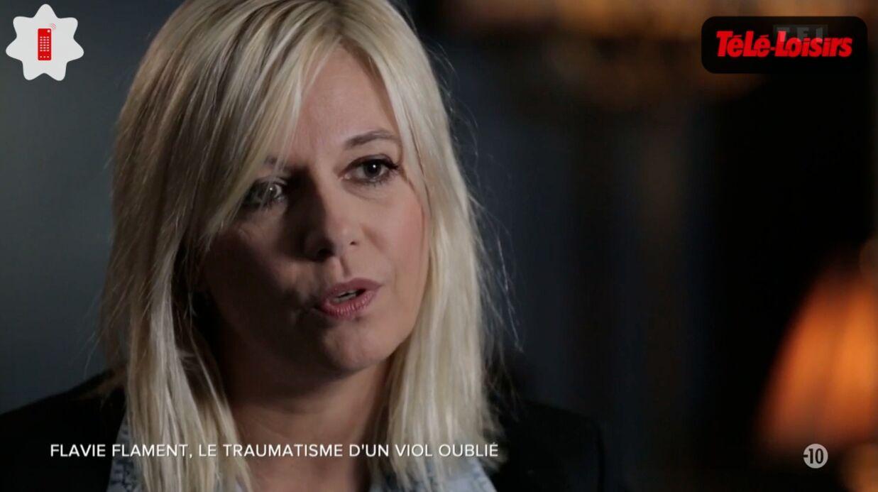 VIDEO Flavie Flament agressée: le terrible récit du viol dont elle a été victime