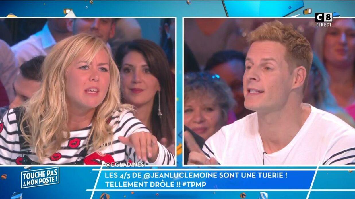 VIDEO Matthieu Delormeau s'est servi d'Enora Malagré pour intégrer la bande de Cyril Hanouna
