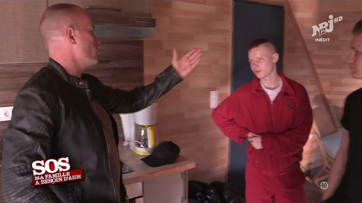 VIDEO Pascal le grand frère se moque de la coupe de cheveux d'un adolescent