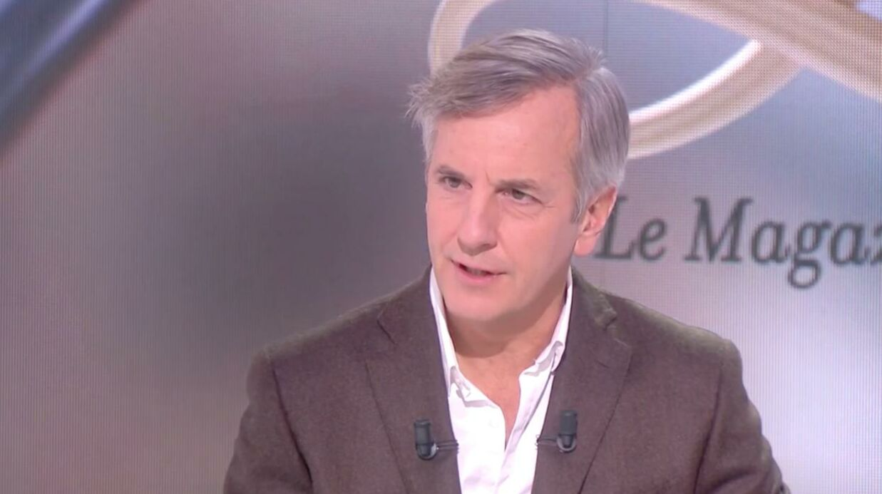 VIDEO Menacé de mort, Bernard de la Villar­dière raconte son quoti­dien