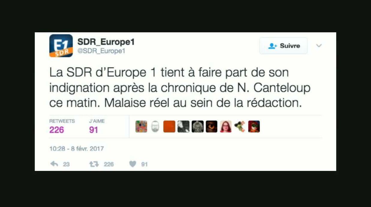 Nicolas Canteloup: ses blagues homophobes sur le viol font polémique