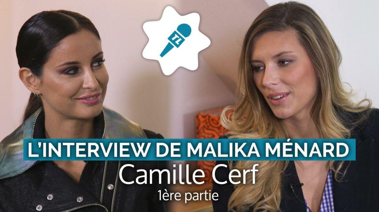 VIDEO Camille Cerf avoue souffrir de complexes physiques