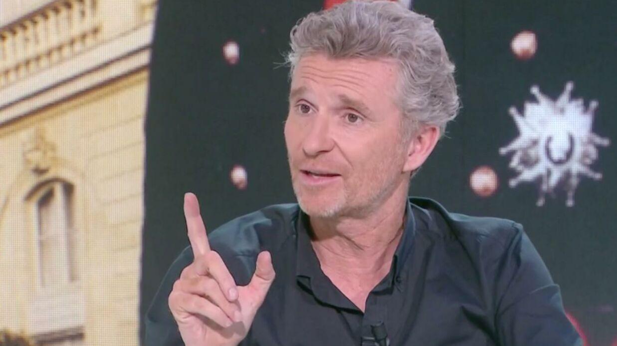 VIDEO Denis Brogniart critique le joint de Bernard de la Villardière
