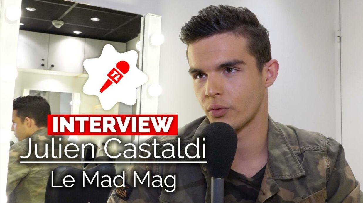 Julien Castaldi se confie sur son statut de «fils de»: «J'ai envie de rendre fier mon père»